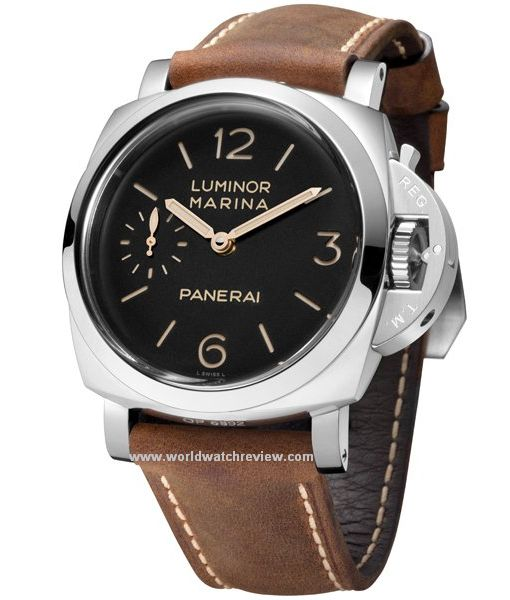 Panerai Luminor Marina 1950 3 Days Limited Edition (PAM 422) hand-wound wrist watch