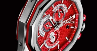 Red Corum Admiral's Cup AC-One 45 Tides Chronograph Replica Watch