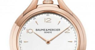 Rose Gold Baume & Mercier Clifton 1830 Minute Repeater Pocket watch
