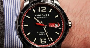 Closer Look At The Sporty And Impressive Chopard Replica Watch