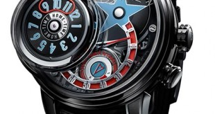First look : Harry Winston Opus 14 Fake Watch Brings The Jukebox To Your Wrist