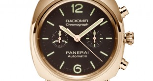 Pink Gold Replica Panerai Radiomir Chronograph Automatic Watch PAM00377