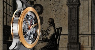 Perrelet Louis-Frederic Split-Seconds Chronograph watch