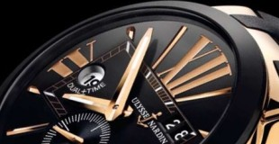 Ulysse Nardin Executive Dual Time GMT Watch Replica