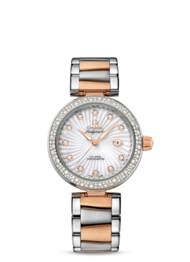 Omega DeVille Ladymatic replica watch