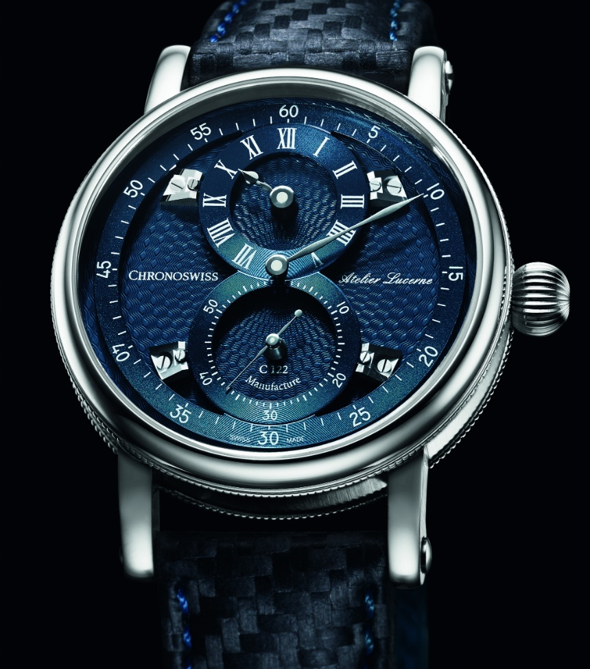 Chronoswiss Sirius Flying Regulator Watch Watch Releases