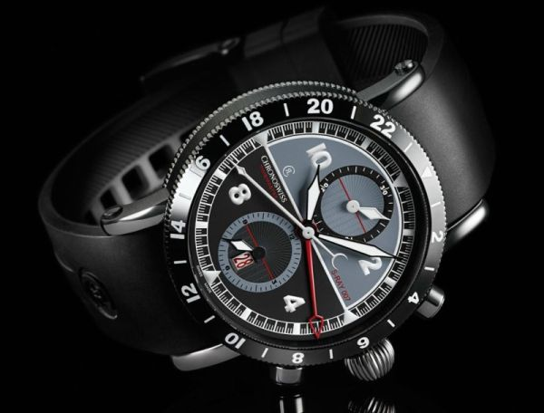 Chronoswiss Timemaster Chrono GMT Limited Edition Chronoswiss Pocket Watch Replica Watch Releases