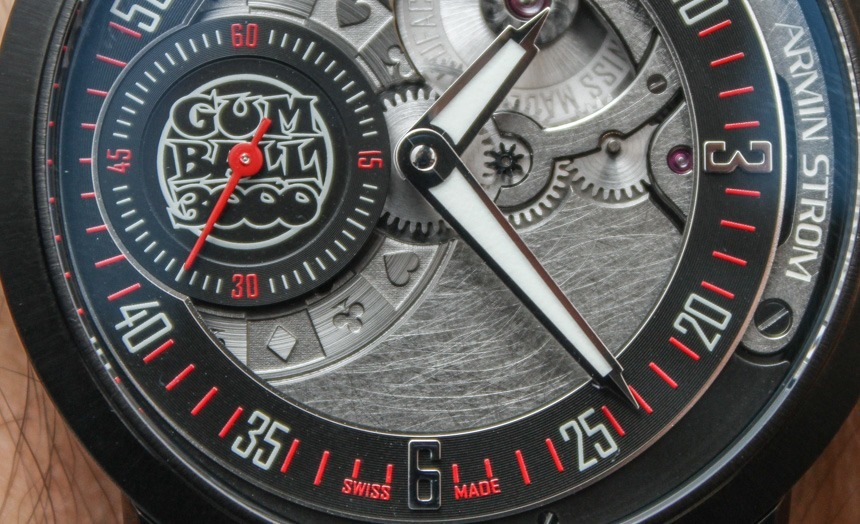 Armin Strom Gumball 3000 Watch Collection Hands-On Hands-On