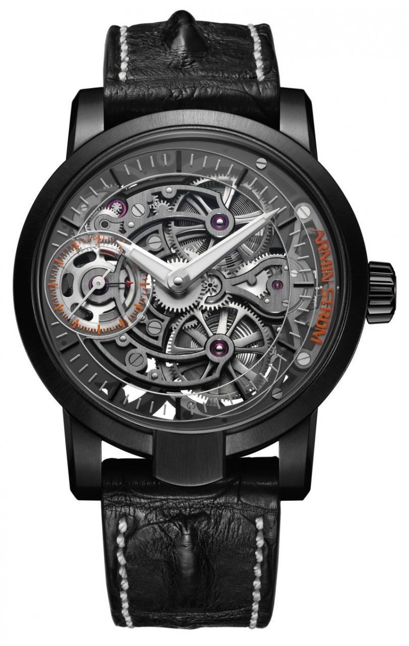 Armin Strom Skeleton Pure Watches Hands-On Hands-On