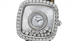 Meet The Pretty laides' Chopard Happy Diamonds Replica Watch