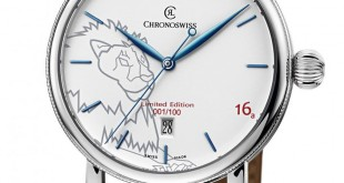 Chronoswiss Sirius Lion replica watch