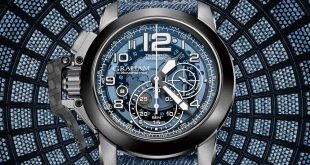 Graham Chronofighter Denim Replica watch