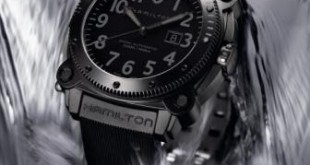 Hamilton Below Zero watch replica
