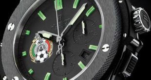 Hublot Big Bang for the Mexican Football Federation replica watch
