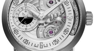 Armin Strom Gravity Date Watches Of All Four Elements Watch Releases